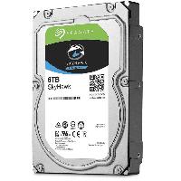 Жесткий диск для видеонаблюдения 6Tb Seagate Surveillance SkyHawk SATA 6G3,5 7200rpm 128Mb ST6000VX001