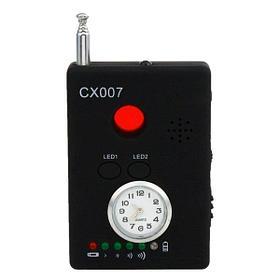 Детектор жучков с часами Digital CX007