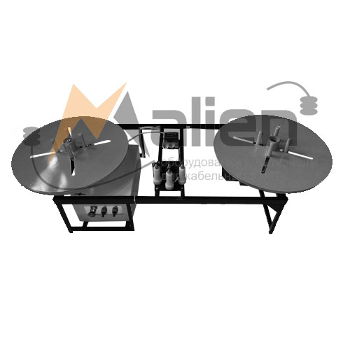 Станок для перемотки мебельной кромки СПМК 0,6-30РР