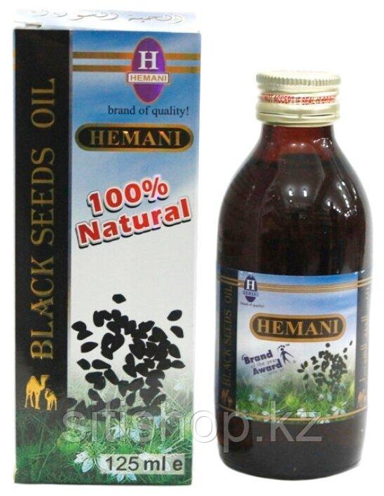 Масло черного тмина HEMANI (Хемани) 125мл