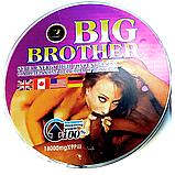 Возбудитель мужской Big Brother (Биг Бразер) цена за таблетку, фото 2