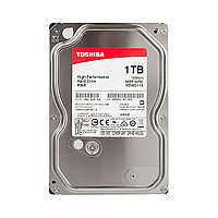 "Жёсткий диск, Toshiba, HDWD110UZSVA, HDD 1TB, SATA6Gb/s, 7200pm, 64Mb, 3,5"", фото 1"