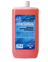 Дезинфицирующее средство Глюзамин, 1 литр