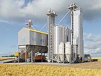 Сельскохозяйственные установки Майсило для хранения зерна