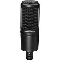 Конденсаторный шнуровой микрофон AUDIO-TECHNICA AT2020