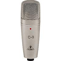 Конденсаторный шнуровой микрофон BEHRINGER C3
