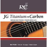 Комплект струн для классической гитары, RC Strings