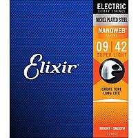 Комплект струн для электрогитары, ELIXIR