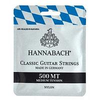 Комплект струн для классической гитары, Hannabach