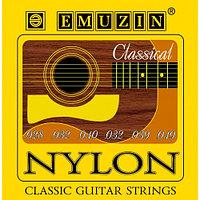 Комплект струн для классической гитары, Emuzin