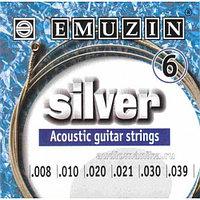Комплект струн для акустической гитары, Emuzin