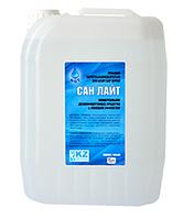Дезинфицирующее средство Сан Лайт, 5 литров
