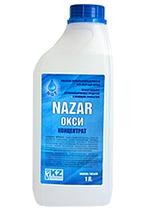 Концентрат дезинфицирующий Nazar Окси, 1 литр