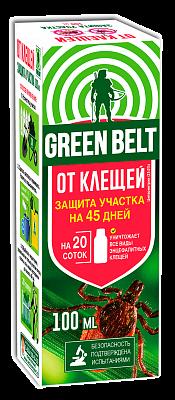 Защита участка от клещей Грин Белт
