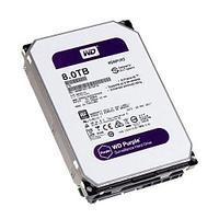 "Жесткий диск для видеонаблюдения HDD  8Tb Western Digital Purple SATA3 128Mb 5640rpm 3,5"" WD84PURZ"