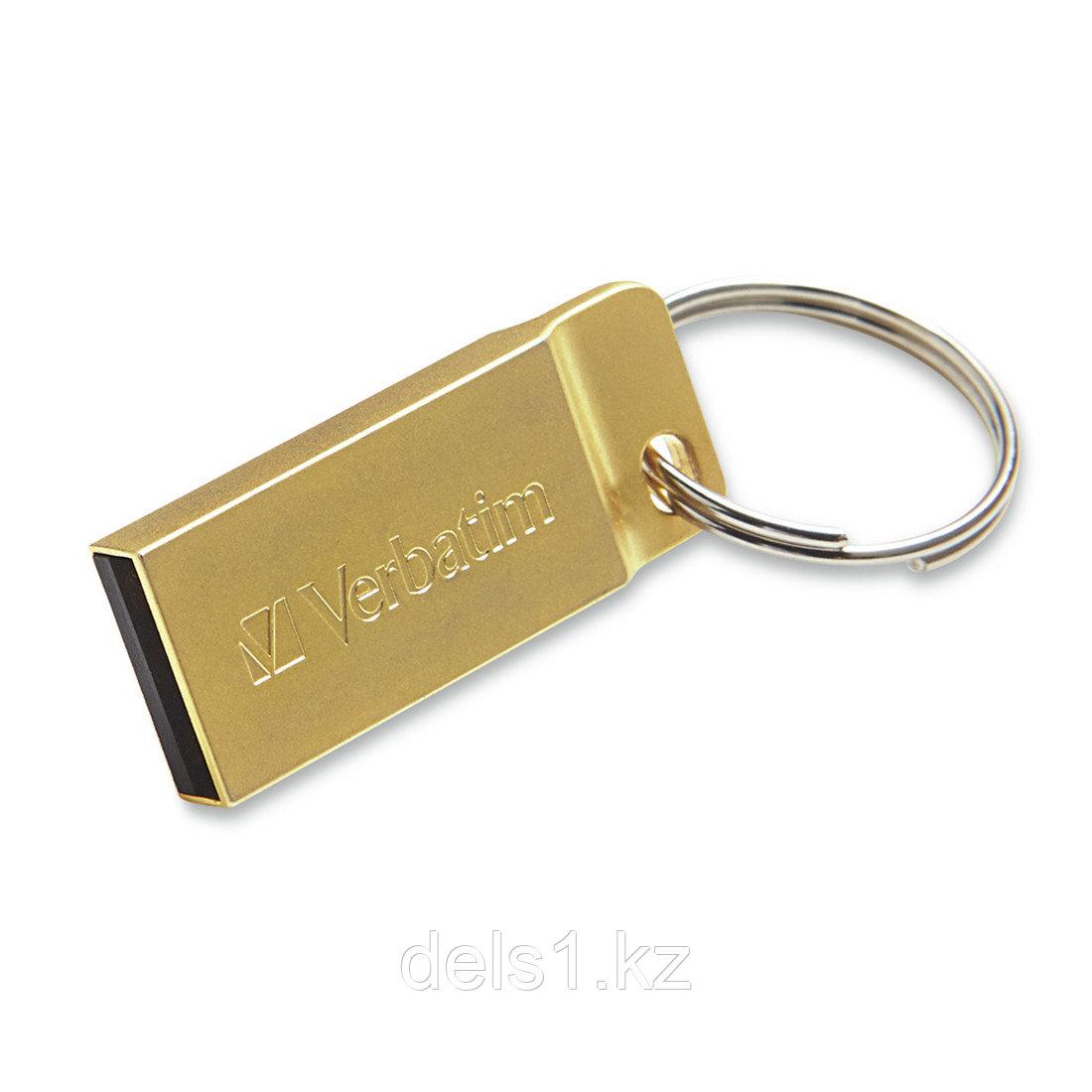 USB-накопитель Verbatim 99105 32GB USB 3.2 Золотистый