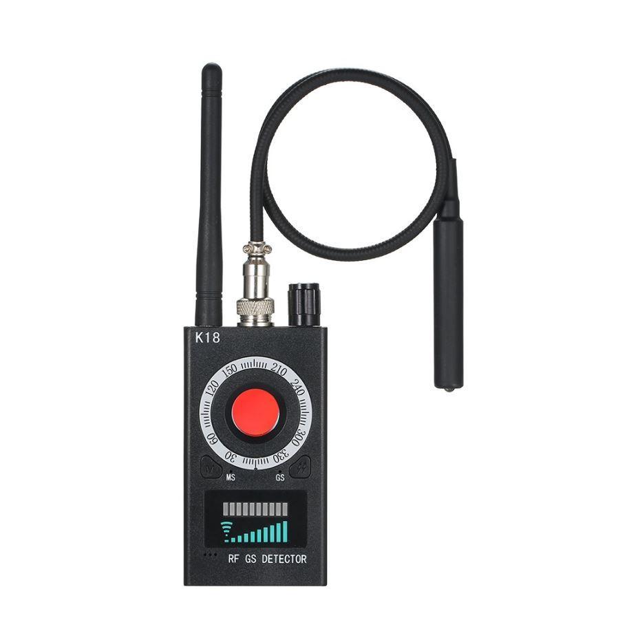 Детектор жучков и скрытых камер K18