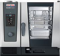RATIONAL iCombi Classic 6-1/1 3NAC400 B 50/60 Гц Электроаппарат Approval ID: LM200BE.XXXXX страна ус