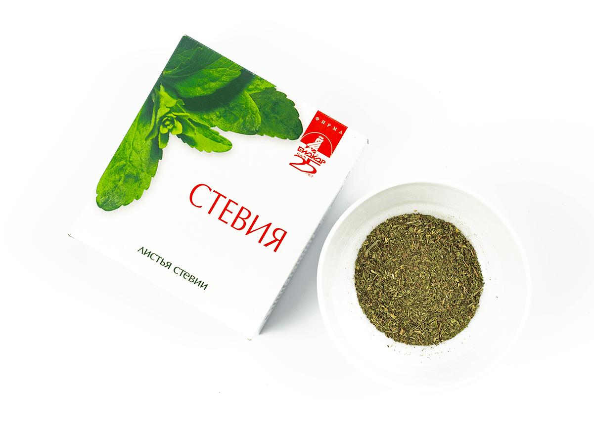 Стевия –Биокор напиток чайный травяной 25,0 пакет