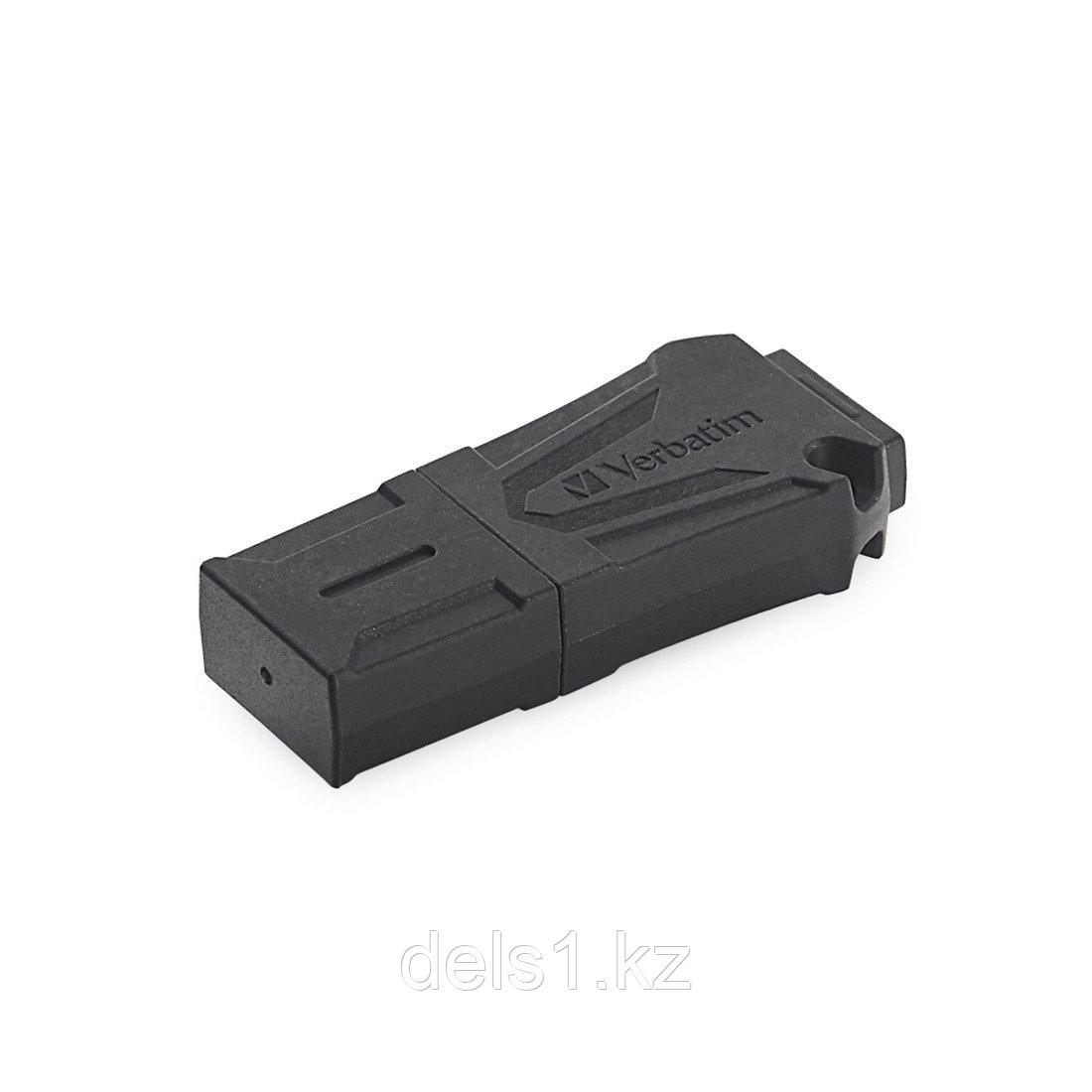 USB-накопитель Verbatim 49332 64GB USB 2.0 Чёрный
