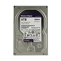 "Жесткий диск, Dahua, WD82PURX, HDD 8Tb, SATA 6Gb/s, 3.5"""