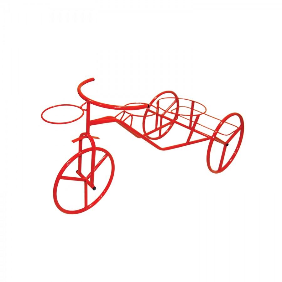 """Подставка для цветов """"Велосипед С"""""""