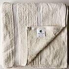 Банное полотенце 140х70 см. (Светло-бежевый), фото 2