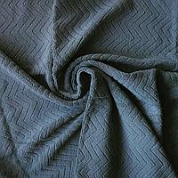 Банное полотенце 140х70 см. (Синие)