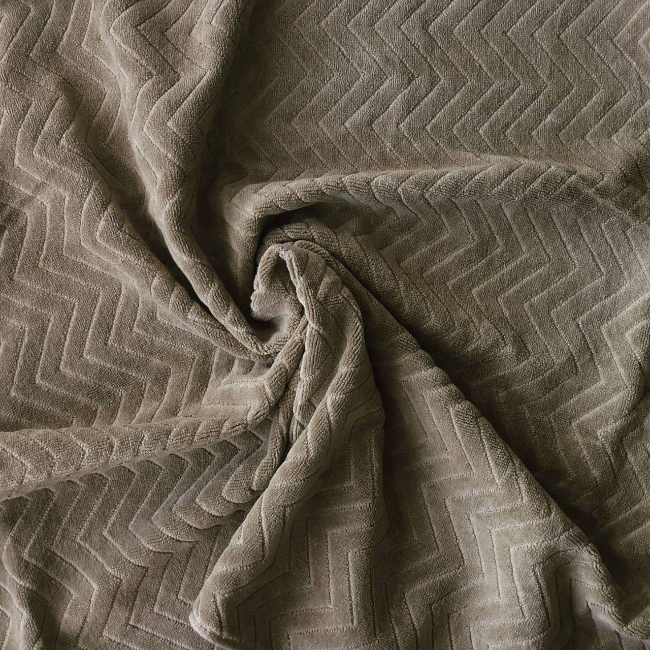 Банное полотенце 140х70 см. (Темно-серое)