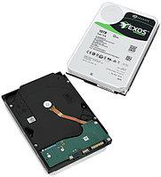Жесткий диск Seagate Exos X16, 10000 GB HDD SATA ST10000NM001G, 7200rpm, 256MB cache, SATA 6 Gb/s