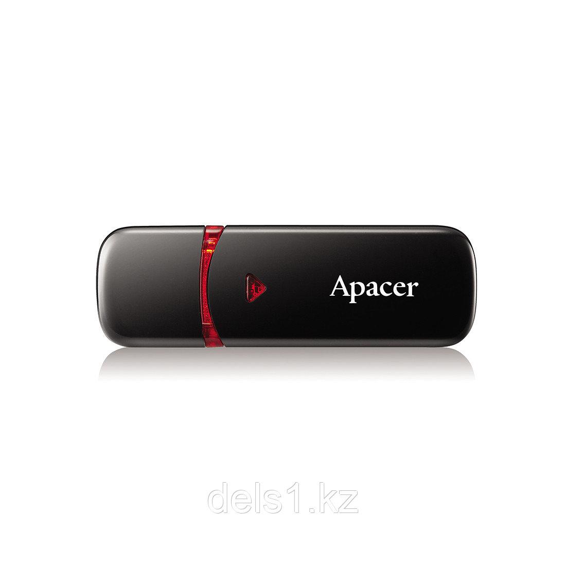 USB-накопитель Apacer AH333 32GB Чёрный