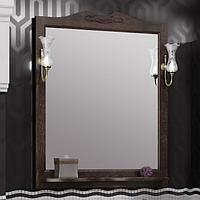 Зеркало OPADIRIS Тибет 80, цвет Орех антикварный (H46 нагал) Z0000003204, фото 1