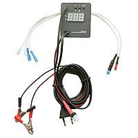 Терморегулятор для инкубатора цифровой автомат 220В/12В с гигрометром №13 артикул 45г
