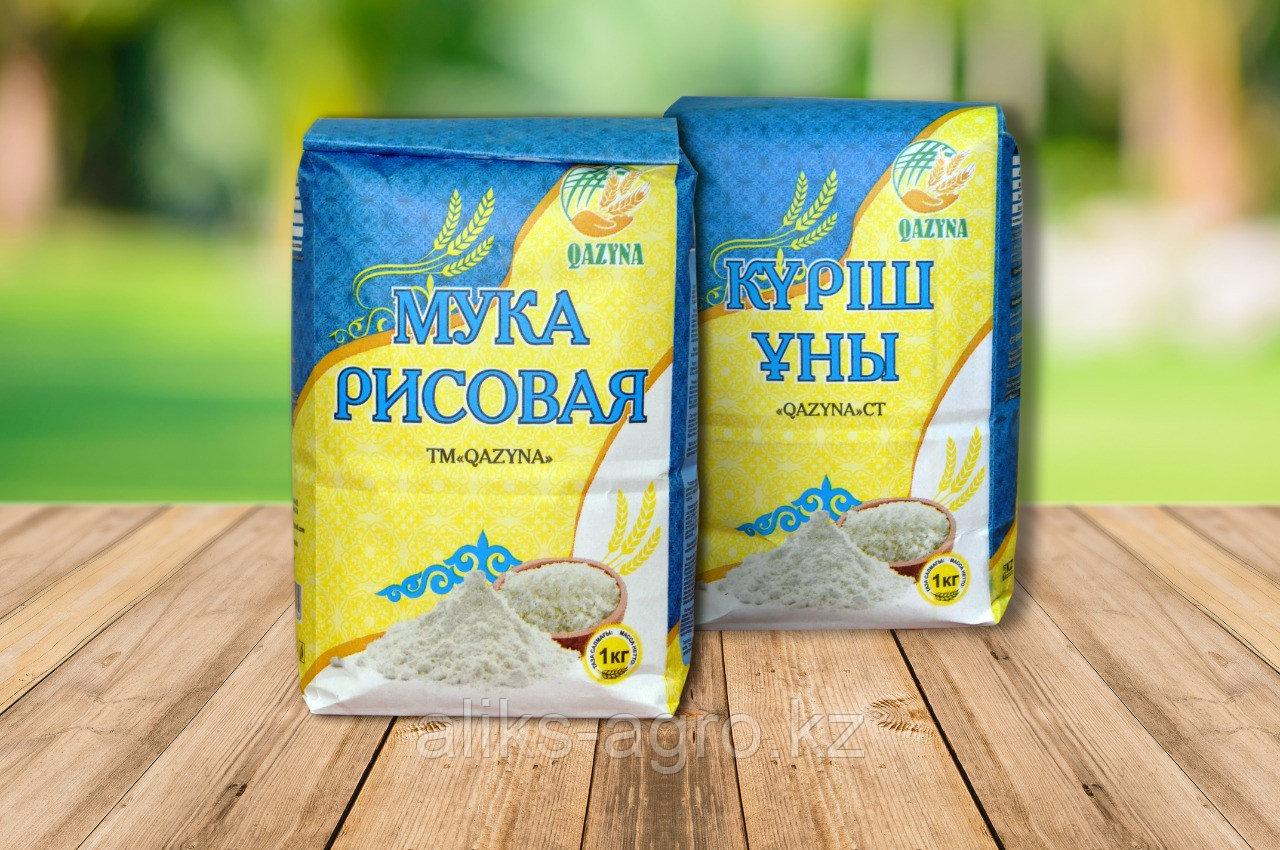Мука рисовая 2000 гр