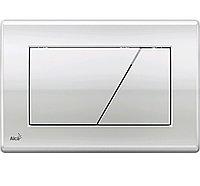 Кнопка управления AlcaPlast хром-глянцевая, M171