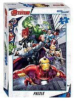"""Мозаика """"puzzle"""" 104 """"Мстители - 3"""" (Marvel)"""