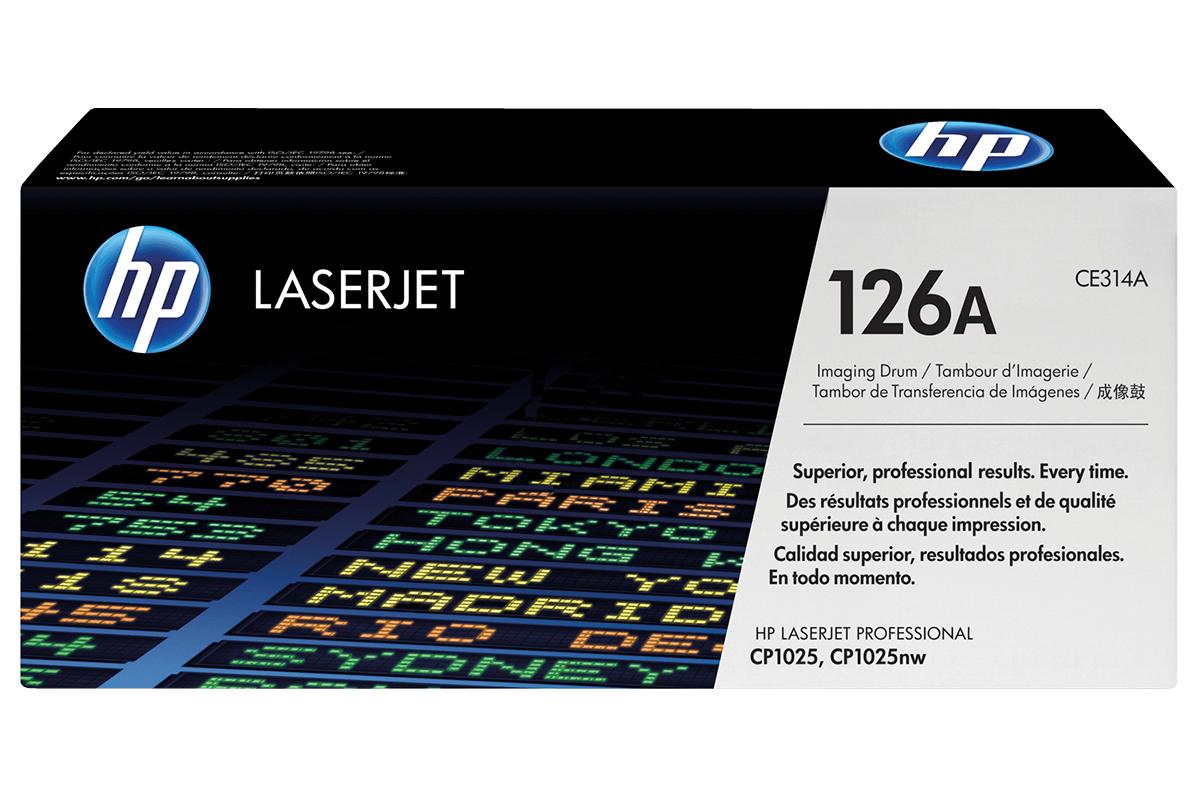 HP CE314A 126A Imaging Drum for Color LaserJet Pro 100 color MFP M175/CP1025/Pro M275/M176n/M177fw, up to 7000