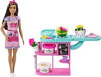 Игровой набор Барби Кем стать? Професси: флорист, фото 1