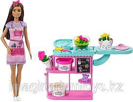 Игровой набор Барби Кем стать? Професси: флорист