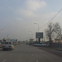 Ситиборд 3 х 6 г. Шымкент Тамерлановское шоссе, Бекжан базар, ТД Мечта сторона А Статика