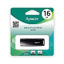 USB-накопитель Apacer AH336 16GB Чёрный, фото 2