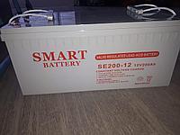 Аккумулятор SMART (12В, 200Ач), AGM