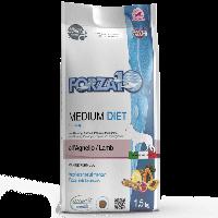 FORZA10 Medium Diet из ягненка. 1,5 кг