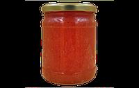 Икра красная (форель кр. ХИ) с/б 480 гр