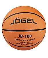Мяч баскетбольный JB-100 (100/7-19) №6 Jögel