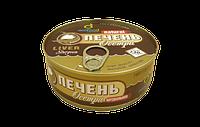 Конс. осетр (печень ЭФ) 240 гр