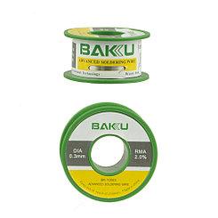 Олово катушка Baku BK-10003 (0,3mm) 50g