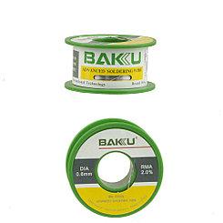 Олово катушка Baku BK-10006 (0,6mm) 50g