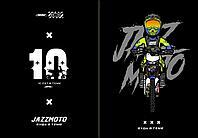 Обложки для документов JMC ACCESSORIES Обложка на документы с вкладышем Jazzmoto #20