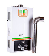 Газовый водонагреватель ILDI JSQ20, 10л.